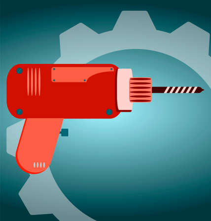 reamer: cordless screwdriver with auger