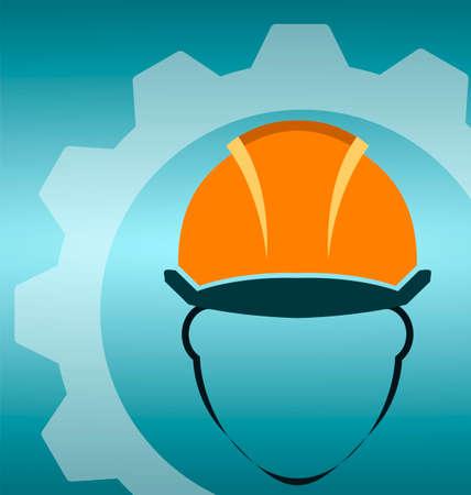 hard: Hard Hat Construction Icon