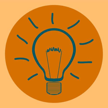 filament: Light bulb filament, light sign ideas