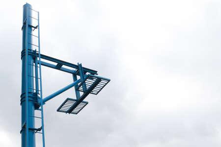 metal base: Metal structures