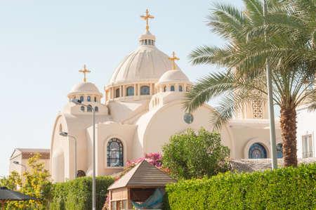 coptic orthodox: The Orthodox Church in Sharm El Sheikh