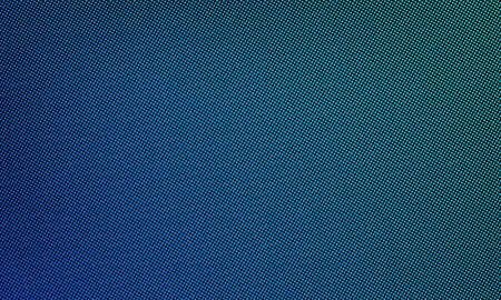 LED video wall screen texture background. Vector digital blue light LED dot mesh gradient pattern Illustration