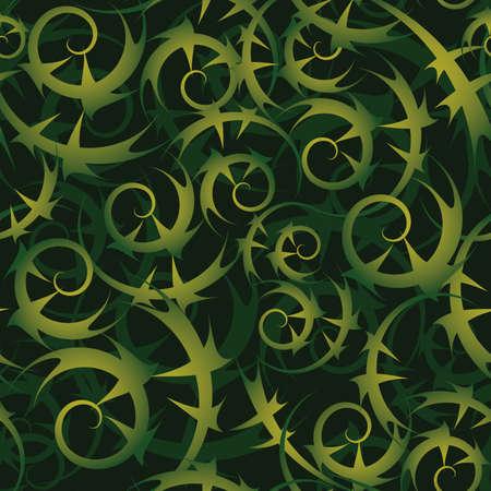 bramble: A seamlessly repeatable bramble background
