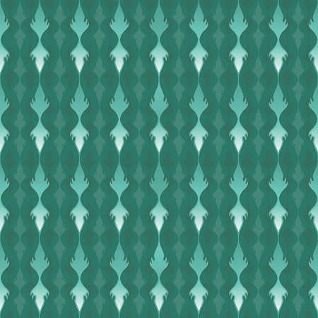 An elegant abstract teal background. Seamlessly Repeatable. Vector