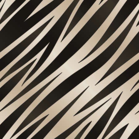 A black and white zebra striped background  Seamlessly repeatable  Vector