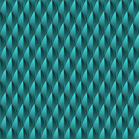 rough diamond: A blue or turquoise reptile scale textured background.