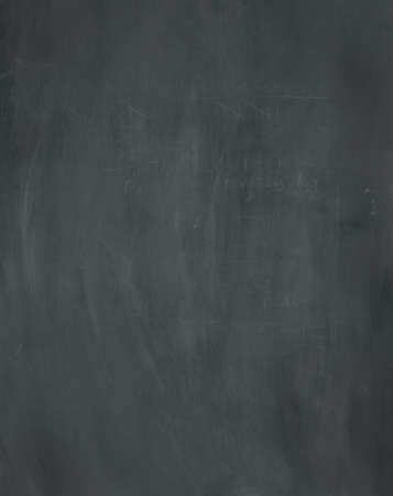 A blank used chalkboard texture  Stock Photo
