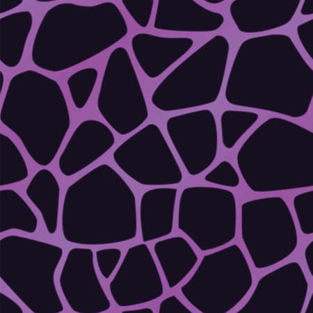 A violet giraffe spotted background  Seamlessly repeatable  向量圖像