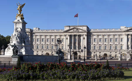 place of interest: Buckingham Palace