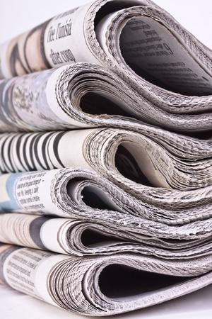 Confezione di giornali