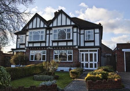 casa de campo: Tudor House en Inglaterra