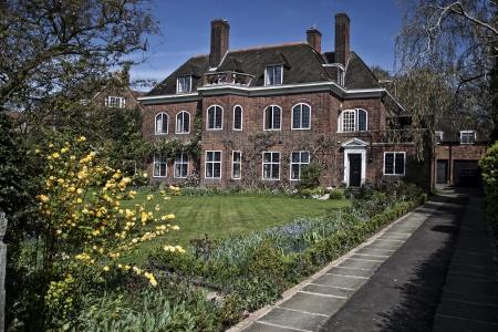 Georgian house in England Stock Photo - 10686787