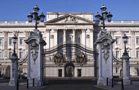 Buckingham Palace  in London photo