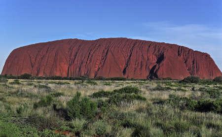 Uluru Ayers Rock Australia Stock Photo - 10766580