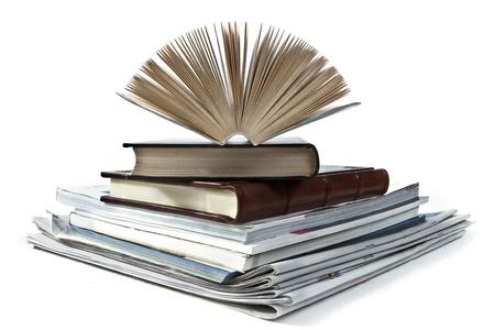 prosa: Libri e giornali Archivio Fotografico