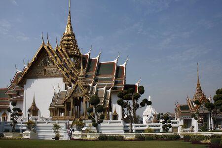 Guardian, Royal Palace, Bangkok, Thailand. photo