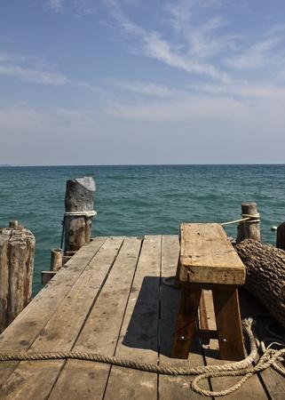Beach landscape in Thailand Stock Photo - 11739030