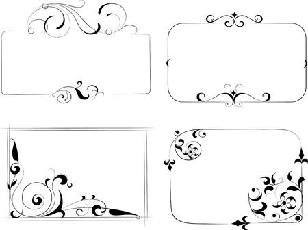 bordados: A�ada las pautas para el dise�o Vectores
