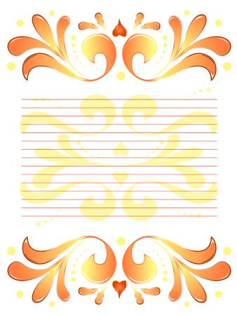 Frame for text Stock Vector - 3779629