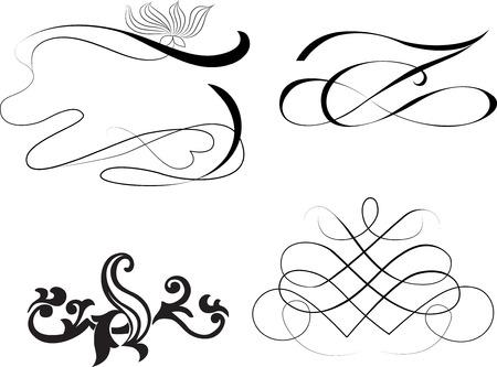 Vintage-Muster für Gestaltung Vektorgrafik