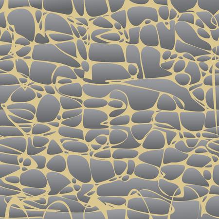 Stone seamless pattern. vector