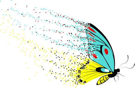 dissolution: Dissolution of Butterflies