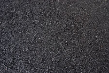 abstract photo of dark asphalted surface background Stock Photo