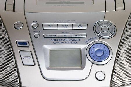 portative: Elementi di progettazione di controlli del lettore CD portatile