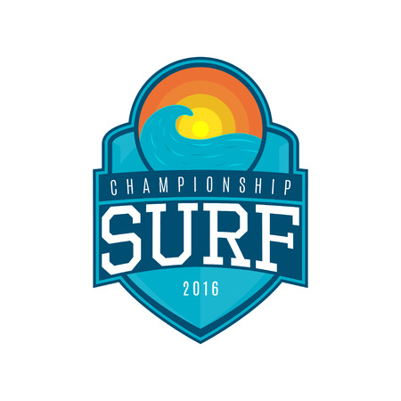 surf vector: Vector label of surf.