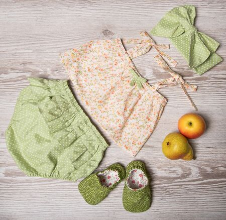 beautiful bright summer outfits for kids