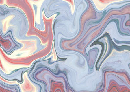 Abstract texture background. Art wallpaper. Artistic psychedelic marble artwork. Colorful digital painting. Stock. Big size pictorial art. Good as pattern for design posters, cards, invitations or websites.