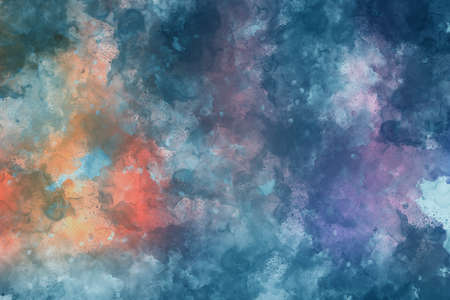 Abstract texture background. Art wallpaper. Colorful digital painting design. Stock. Big size watercolor and oil mix pictorial art. Good as pattern for design posters, cards, invitations or websites.