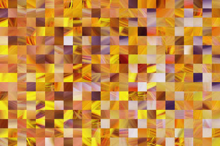Surreal graphic fractal background. Creative design elements artwork. Digital modern art. Big size print pattern. Multicolored fantasy abstraction. Template for decor unusual production. Banco de Imagens