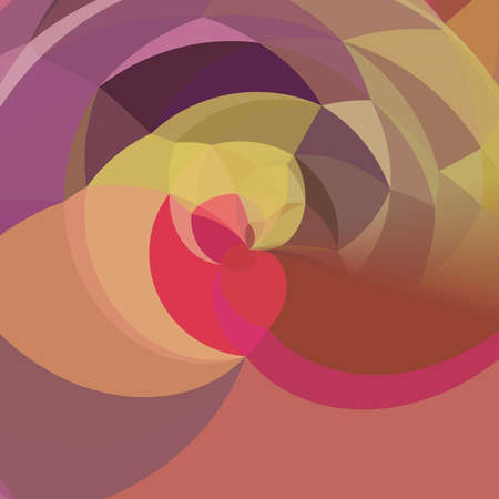 Fractal conceptual art. Abstract design pattern artwork. Graphic painting in modern style. Creative fashion decor for business cards, postcards, banners, invitations and other printed matter. Standard-Bild - 116241337