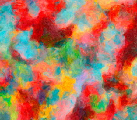 Colorful drawing abstract texture background in contemporary style, mixed media painting design backdrop, template for creating and decoration printable products as flyers, banners and web graphic Standard-Bild