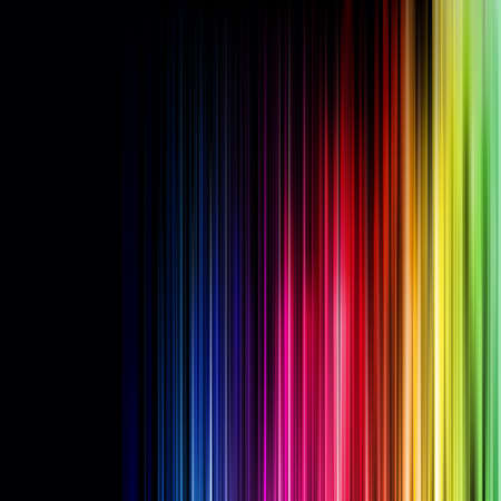 abstract glowing background. illustration Vector