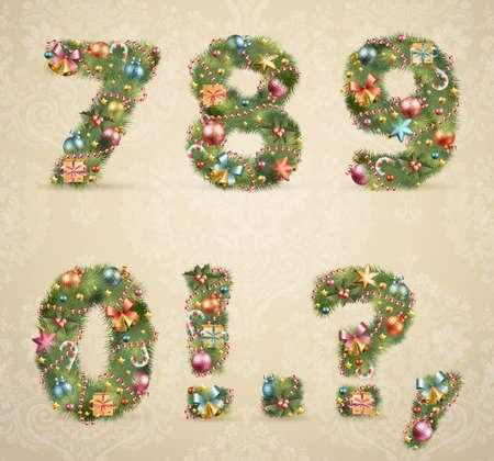 Letter B - Christmas Tree Decoration - Alphabet Royalty Free ...