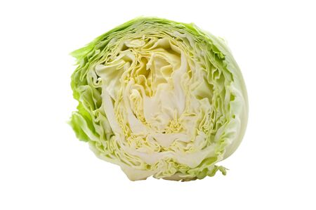 Half of the Cabbage