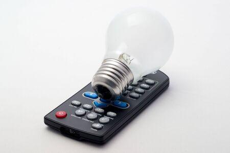 Het Configuratiescherm en lamp