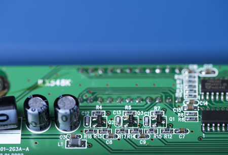 Electronic components of a digital device