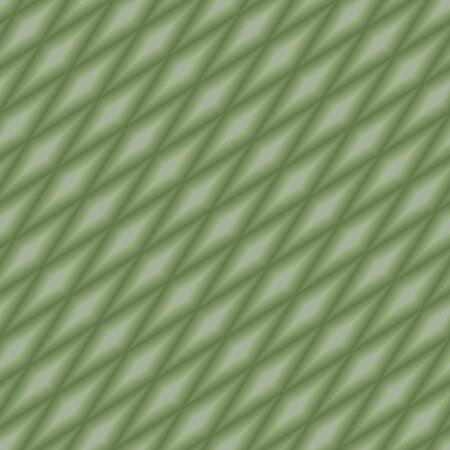 slanted: Fondo incons�til del vector con diamantes gradiente verde inclinados