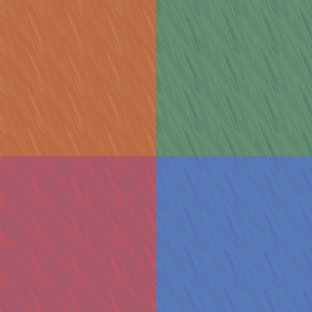 Set of vector seamless background in various colors