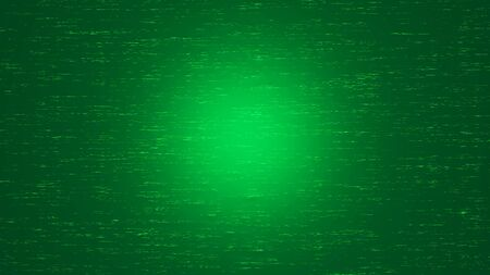 3D rendering green abstract digital design art background with gradients and stripes with glow and shadows
