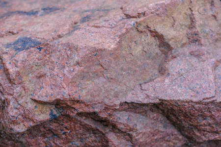 Concrete surface textural  close-up macro