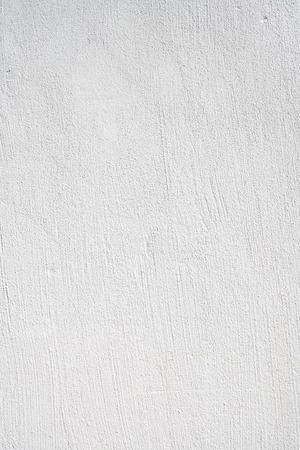 Textured White background. Concrete wall white painted. Construction background. Rough texture Banco de Imagens