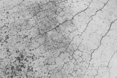 Concrete background texture. Light Gray background texture with cracks . Architecture