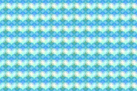 Seamless Geometric background vector illustration. Colorful Decorative graphic pattern 일러스트