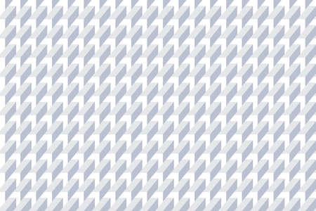 Seamless pattern of spike geometric shape background. Flat design Vector illustration