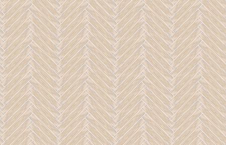 Herringbone natural parquet seamless pattern floor texture. Vector illustration 版權商用圖片