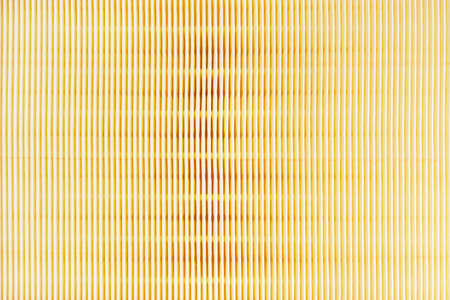 Abstract background texture of air filter isolated on white background 版權商用圖片